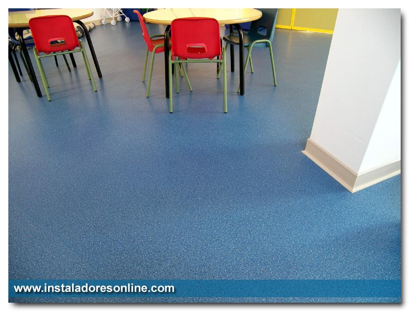 Pavimentos vinilicos pavimentos de pvc ejemplos de for Pavimentos vinilicos