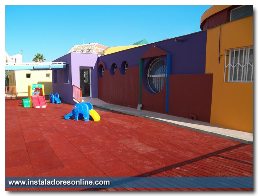 Suelos de vinilo infantiles stunning habitacin infantil o - Suelos vinilicos infantiles ...